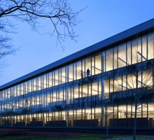 The LORD Corporation Phase 1 Office Building – Cary, North Carolina